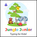 Jungle Junior Typing for Kids!
