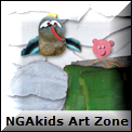 National Gallery of Art - Kids Art Zone