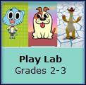 Play Lab Grades 2-3